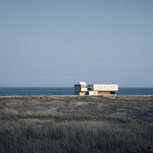 Seashore Library Designed by Vector Architects