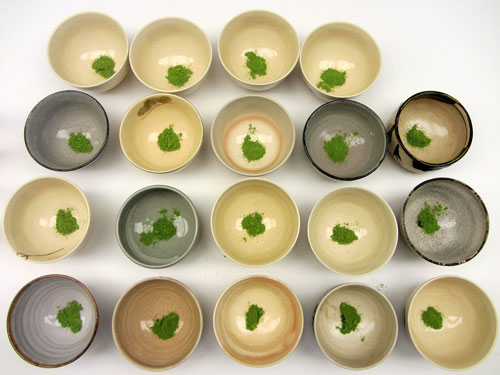 Tea Bowls at Japan House