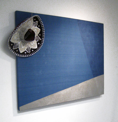 Landscape by Angelo Ray Martínez, Figure One Gallery 2015