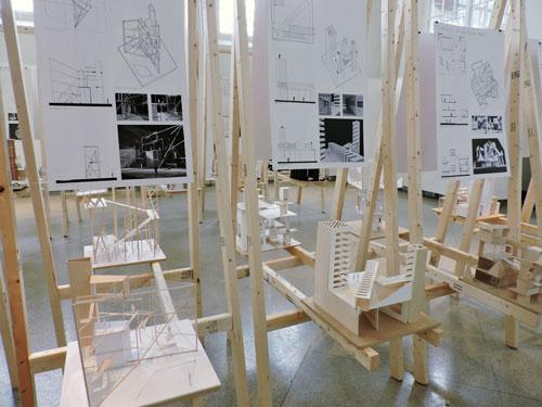 Exhibit for ARCH 271: Graphics for Architects