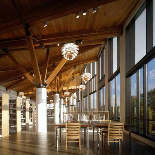 Oak Park Public Library Designed by Nagle Hartray Architecture