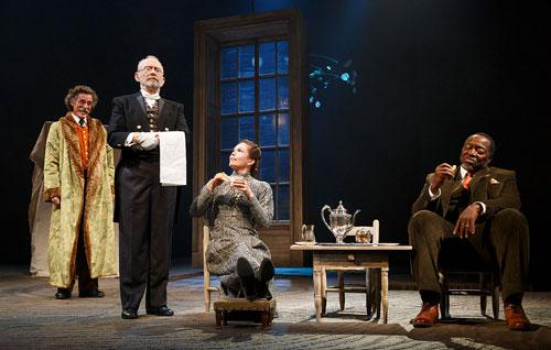 The Cherry Orchard, Roundabout Theatre Company, 2016, Photo by Joan Marcus