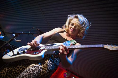 Samantha Fish at ELLNORA | The Guitar Festival 2017, Photo by Deidra Schoo