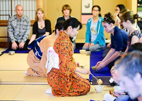 Tea Ceremony at Japan House