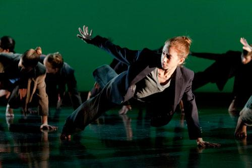 Journey, Choreographed by Frederick Earl Mosley for February Dance 2014, Photo by Natalie Fiol