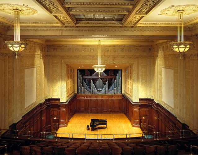 Smith Recital Hall
