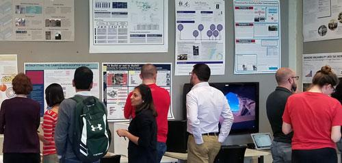 Master of Urban Planning Capstone and Thesis Poster Critique 2017