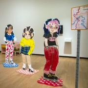 Big Girls by Elizabeth Pettett, BFA Exhibition 2018