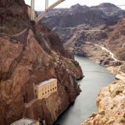 Hoover Dam, Photo by Cesar Gomez