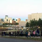 Landscape Architecture Students in Minneapolis